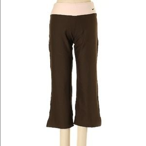 Nike Fit Dry Brown Active Pants